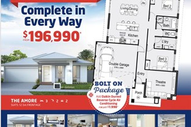 Picture of Lot 614 carnelian avenue, AUSTRALIND WA 6233