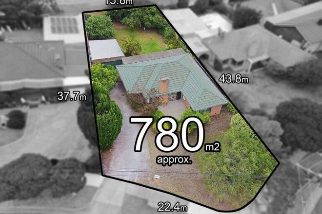 Picture of 22 Risdon Drive, NOTTING HILL VIC 3168