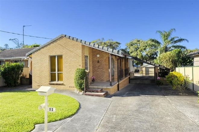 Picture of 11 Andrew Close, BOAT HARBOUR NSW 2316