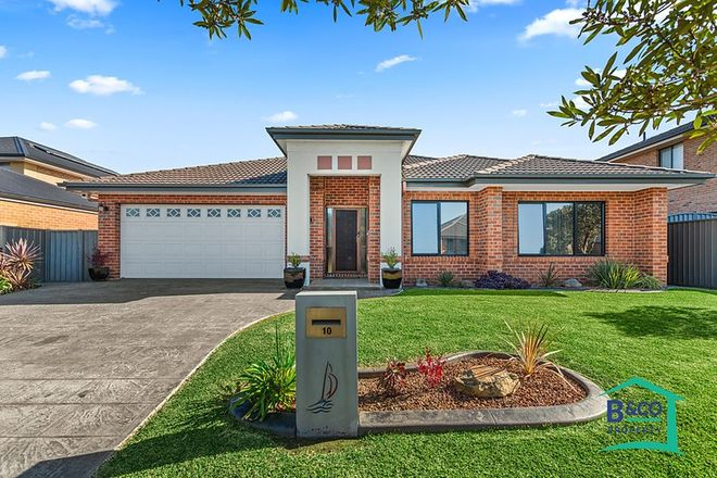 Picture of 10 Waterview Avenue, HAYWARDS BAY NSW 2530