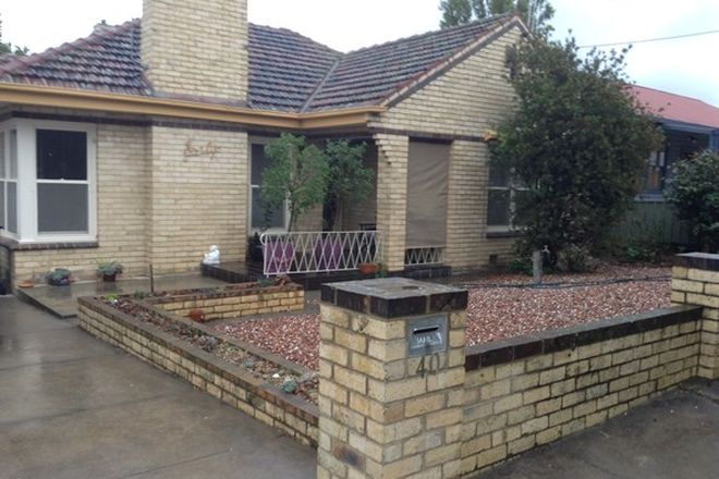 Picture of 40 Valentine Street, BENDIGO VIC 3550