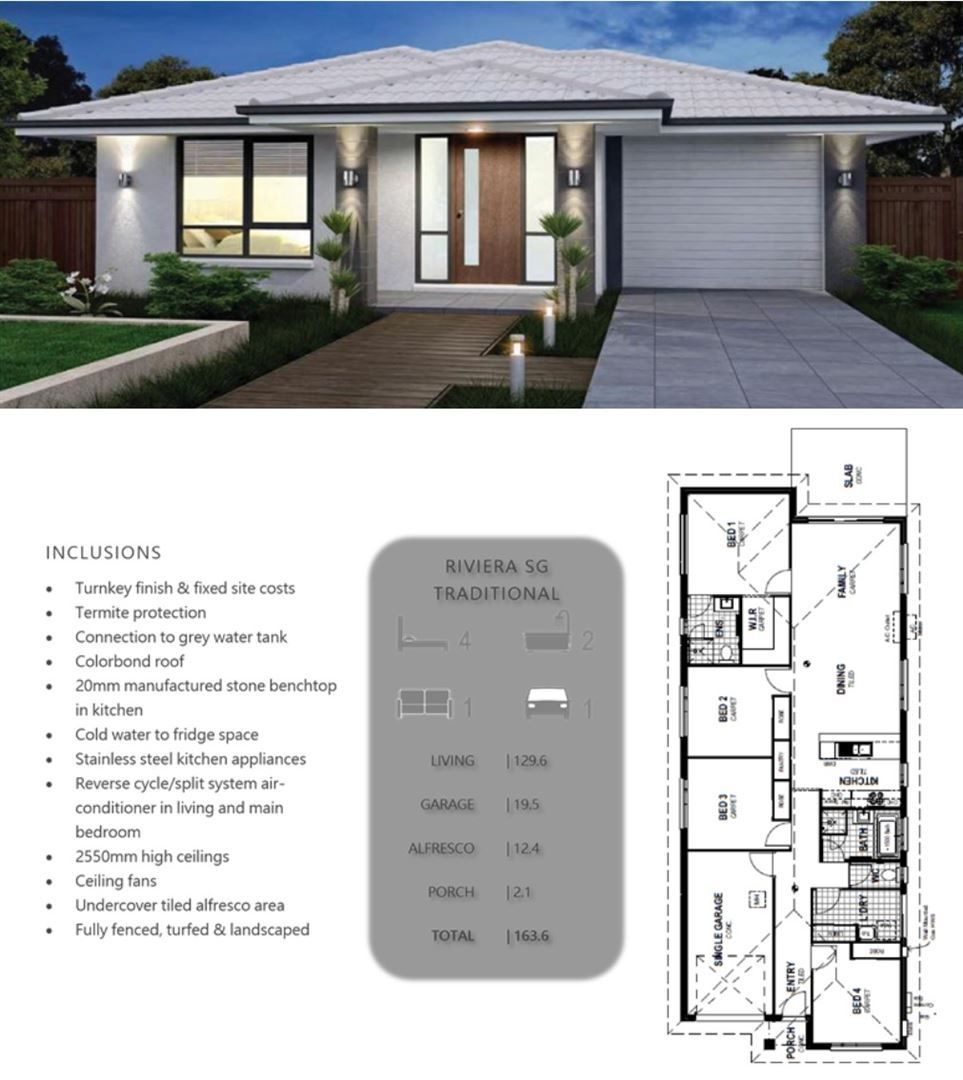 Lot 4192 Appleberry Street, Marsden Park NSW 2765, Image 2