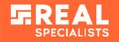 Logo for REAL SPECIALISTS