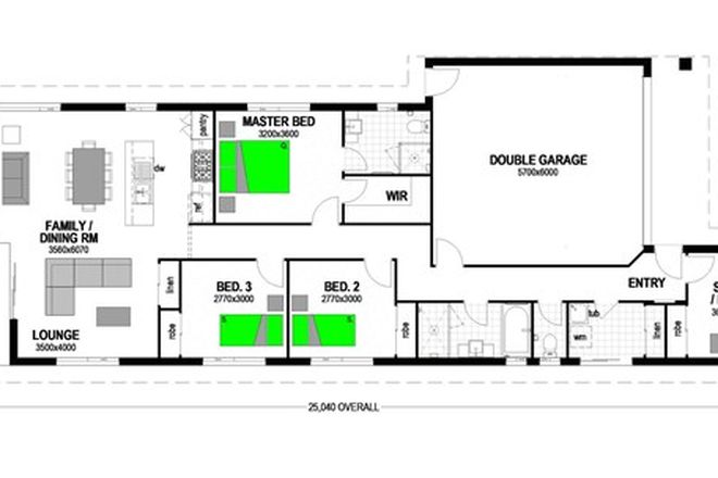 Picture of Lot 18 Explorers Way (Northern Lights Estate), WESTDALE NSW 2340