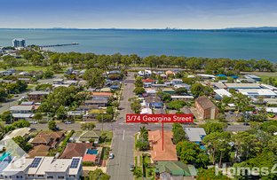 Picture of Unit 3/74 Georgina St, Woody Point QLD 4019