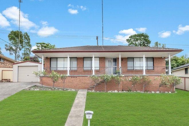 Picture of 3 Sirius Lane, ELERMORE VALE NSW 2287