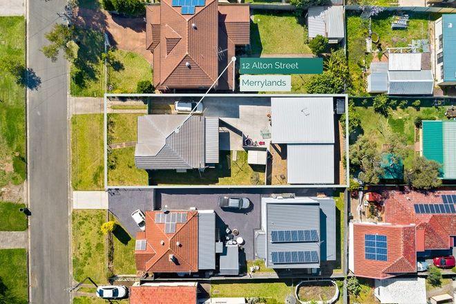 Picture of 12 Alton Street, MERRYLANDS NSW 2160