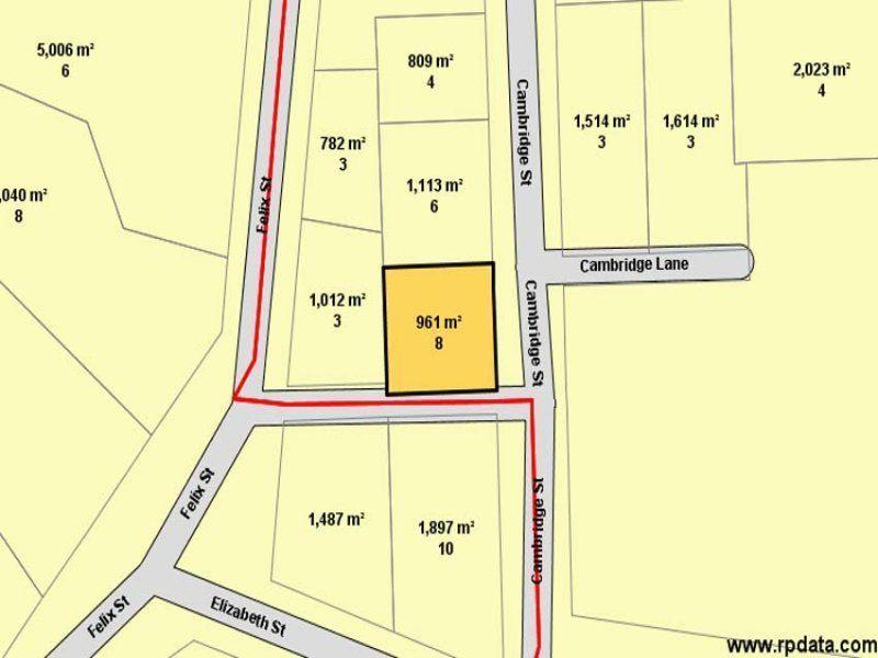 8 Cambridge Street, Richmond Hill QLD 4820, Image 1