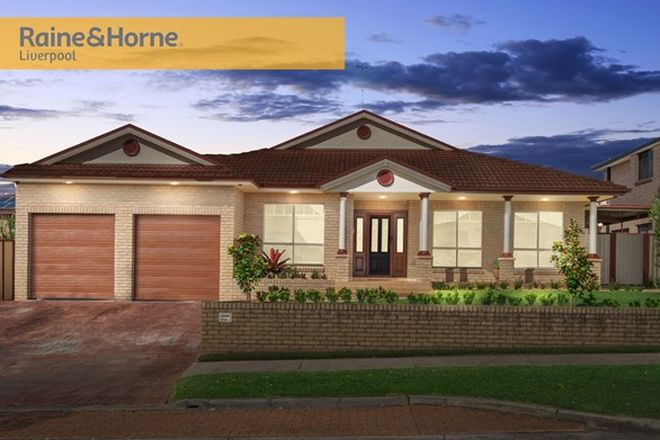 Picture of 115 Greenway Drive, WEST HOXTON NSW 2171