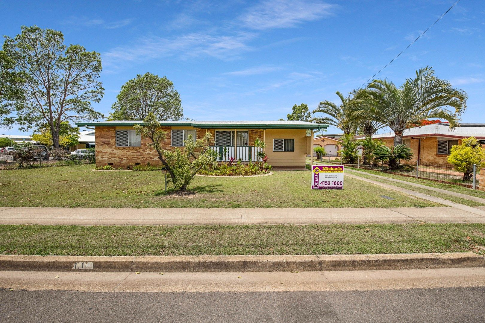 113 Dr Mays Road, Svensson Heights QLD 4670, Image 0