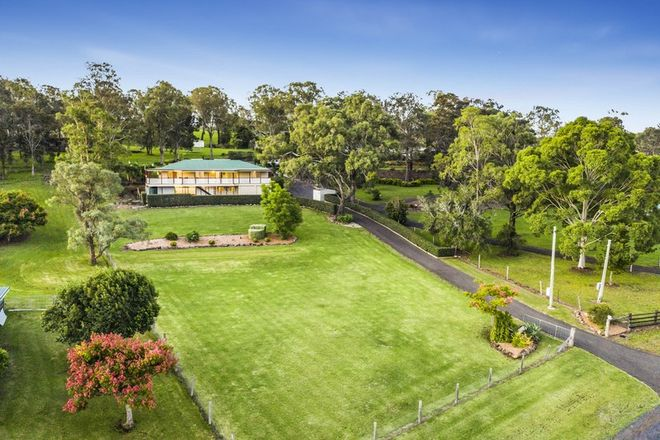 Picture of 10 Valley View Drive, MERINGANDAN WEST QLD 4352