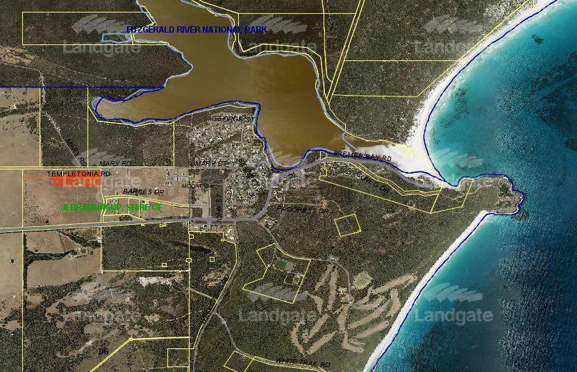 9 Lots Templetonia Road, Bremer Bay WA 6338, Image 1