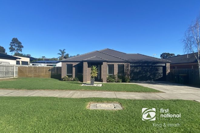 Picture of 3 Kollmorgen Place, BAIRNSDALE VIC 3875