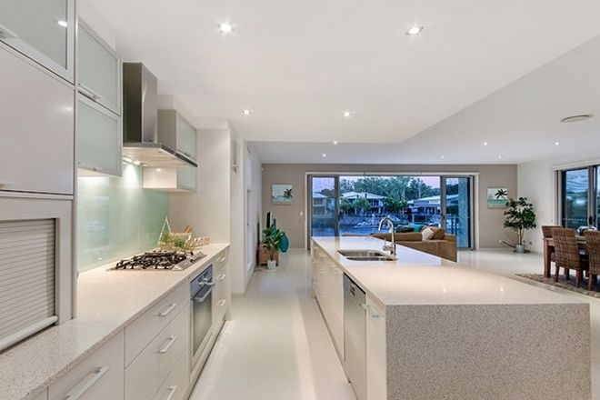 Picture of 38 Buccaneer Way, COOMERA WATERS QLD 4209