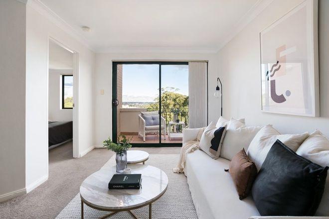 Picture of 407/1 Georgina Street, NEWTOWN NSW 2042