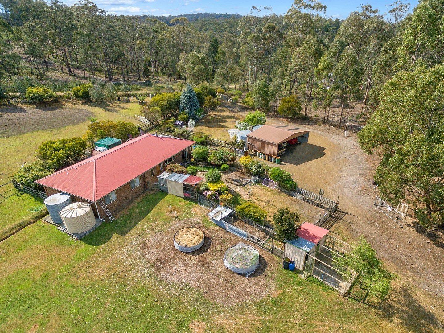 397 Huntingdon Tier Road, Bagdad TAS 7030, Image 0