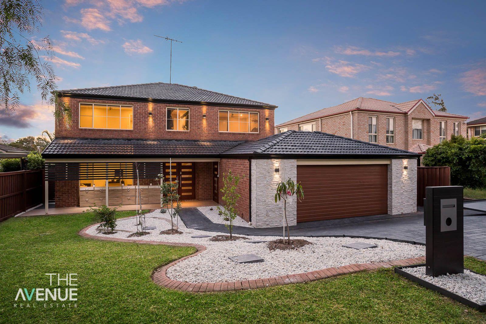 16 Kinaldy  Crescent, Kellyville NSW 2155, Image 0