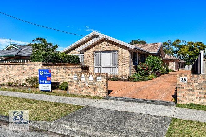 Picture of 1/38 Allfield Road, WOY WOY NSW 2256