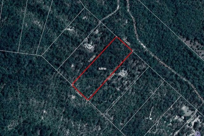 Picture of Lot 7 Old Taabinga Road, GOODGER QLD 4610