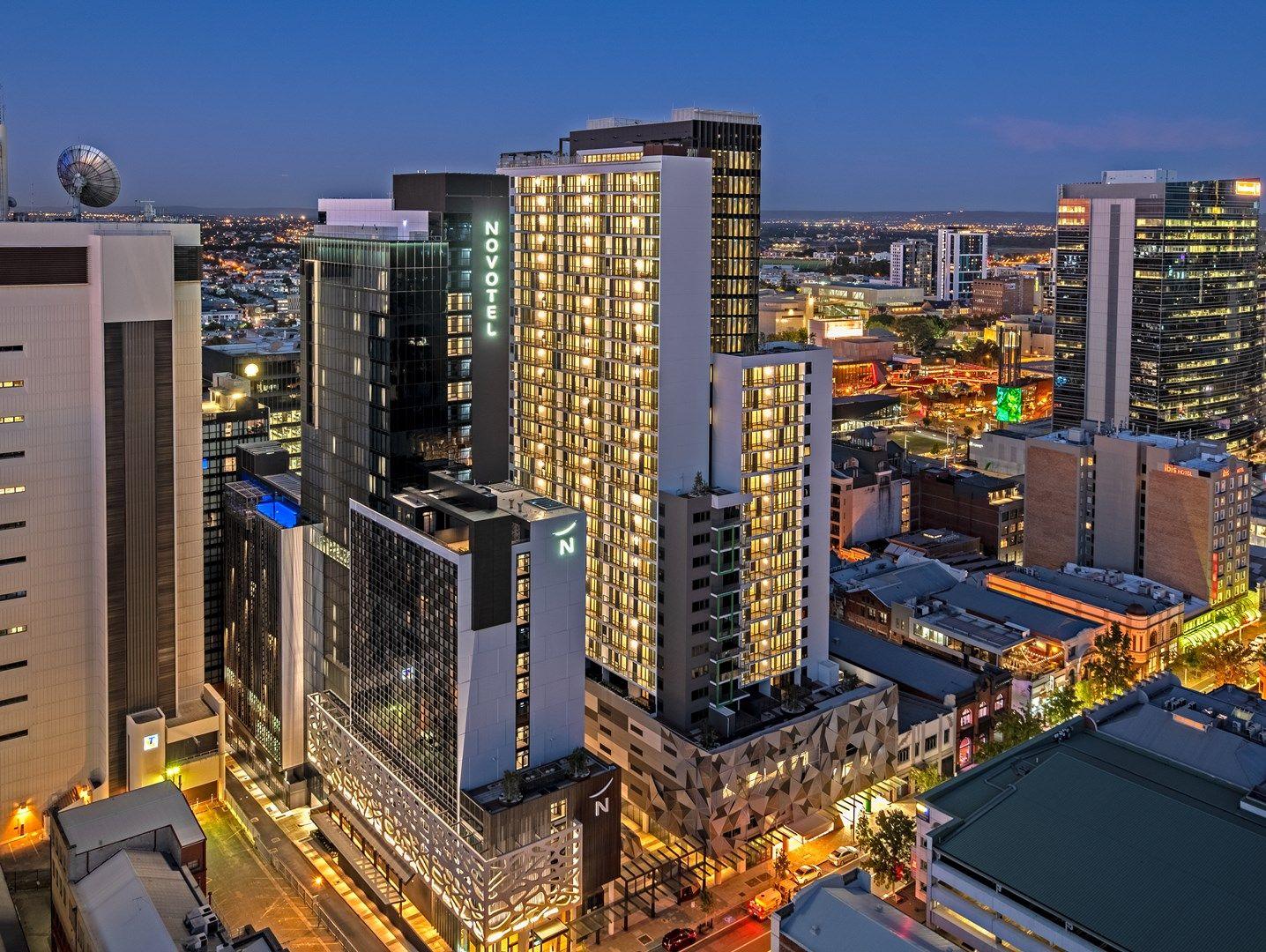 2 bedrooms Apartment / Unit / Flat in 1014/380 Murray Street PERTH WA, 6000