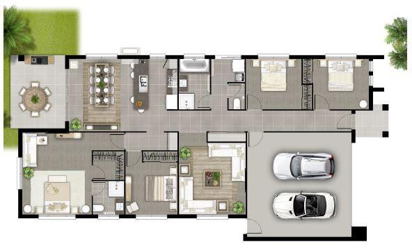 Lot 151 Promenade Estate, Rothwell QLD 4022, Image 1