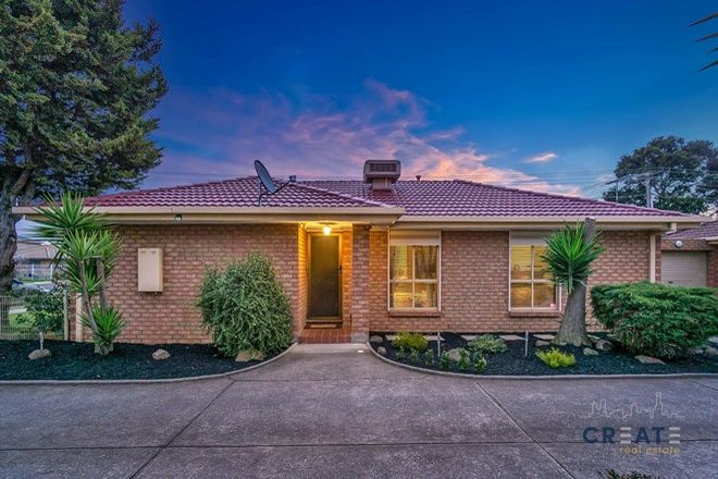 Picture of 1/48-50 Disraeli Street, ST ALBANS VIC 3021