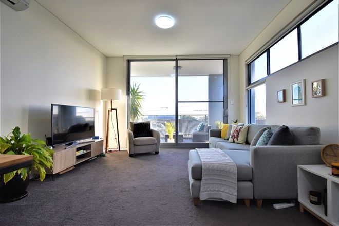 Picture of 304/531 Burwood Road, BELMORE NSW 2192