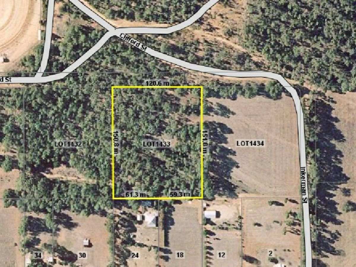Lot 1433 Clifford Street, Collie WA 6225, Image 1