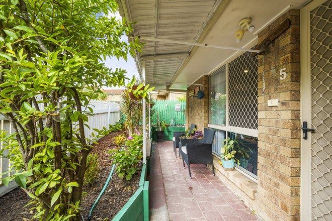 Picture of 5/20 Pine Avenue, BEENLEIGH QLD 4207