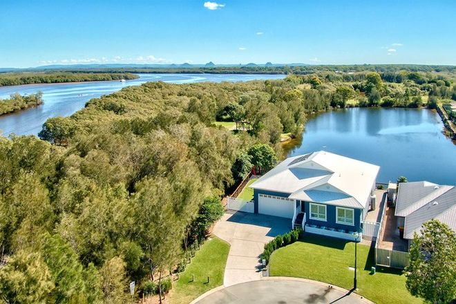 Picture of 26 Coffey Court, BEACHMERE QLD 4510