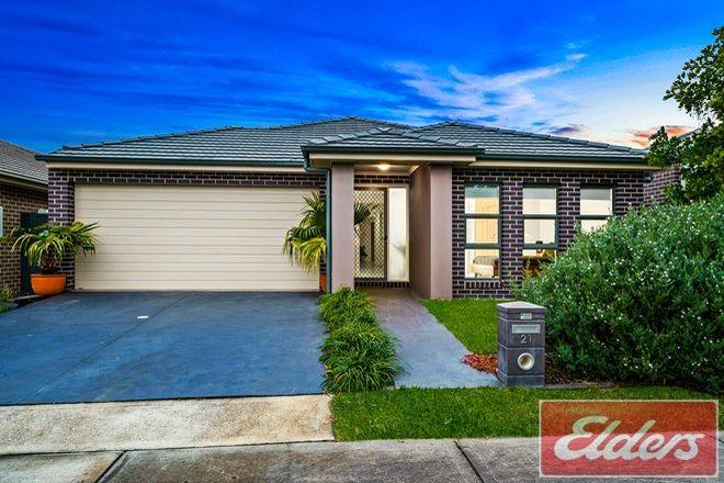 Picture of 21 Mulla Avenue, JORDAN SPRINGS NSW 2747