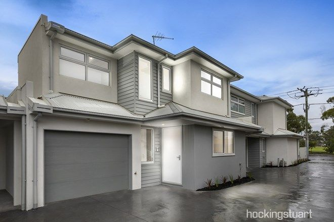 Picture of 2/109 Park Crescent, WILLIAMSTOWN NORTH VIC 3016