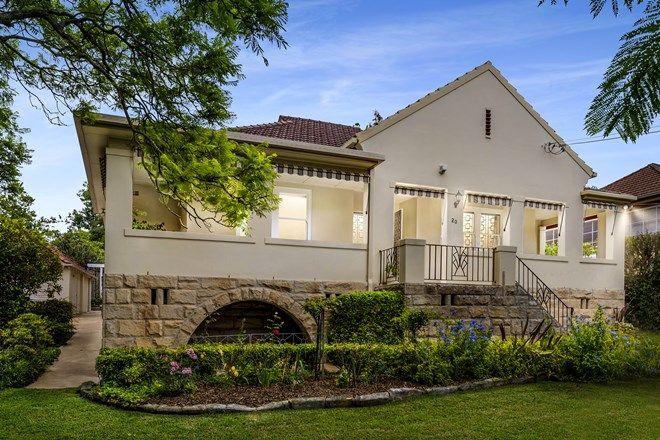 Picture of 20 Trafalgar Avenue, ROSEVILLE NSW 2069