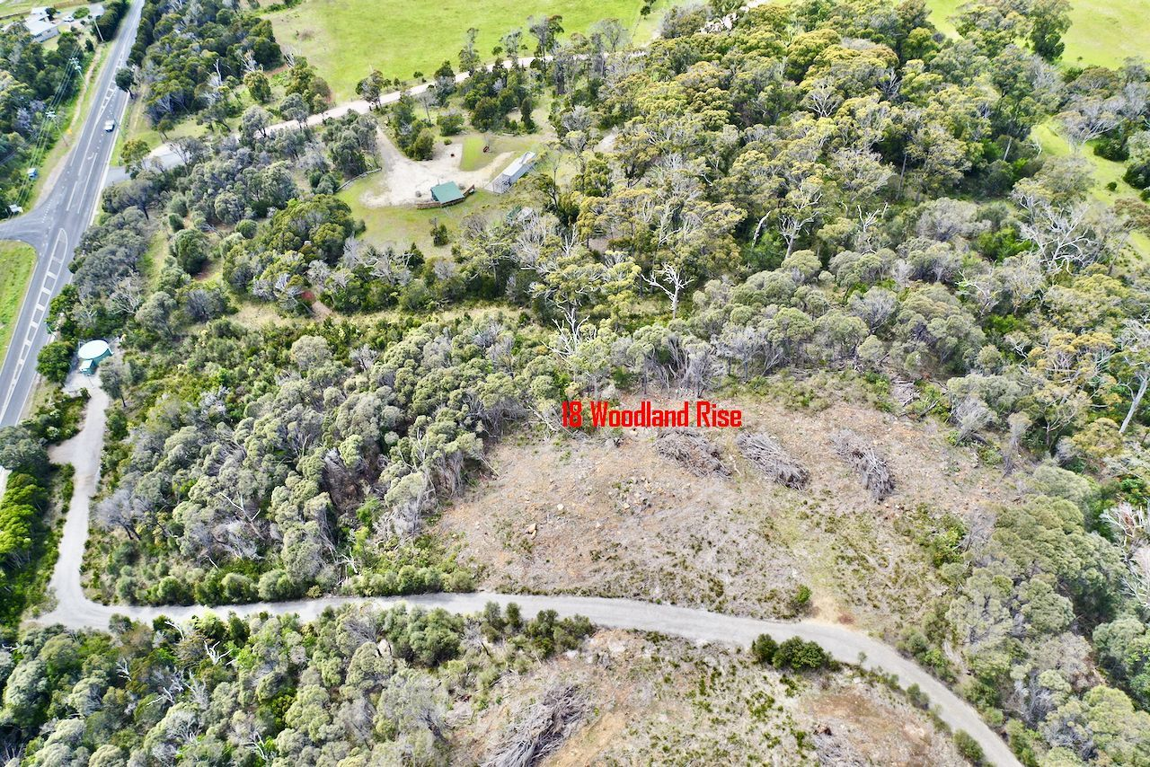 18 Woodland Rise, Northdown TAS 7307, Image 1