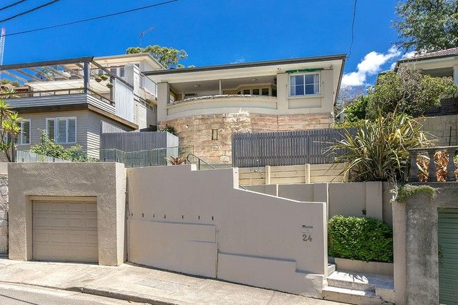 Picture of 24 Botanic Road, MOSMAN NSW 2088