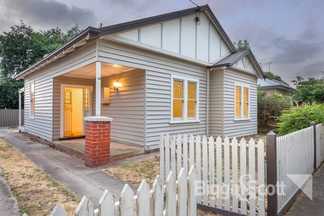 Picture of 111 Clyde Street, SOLDIERS HILL VIC 3350