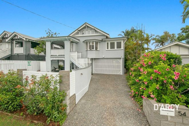 Picture of 54 Southerden Ave, GRANGE QLD 4051