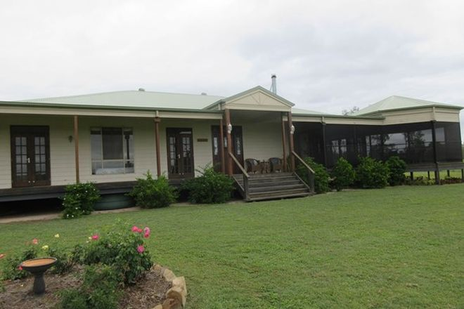 Picture of LOT 1 Dingles Rd, MOOLBOOLAMAN QLD 4671