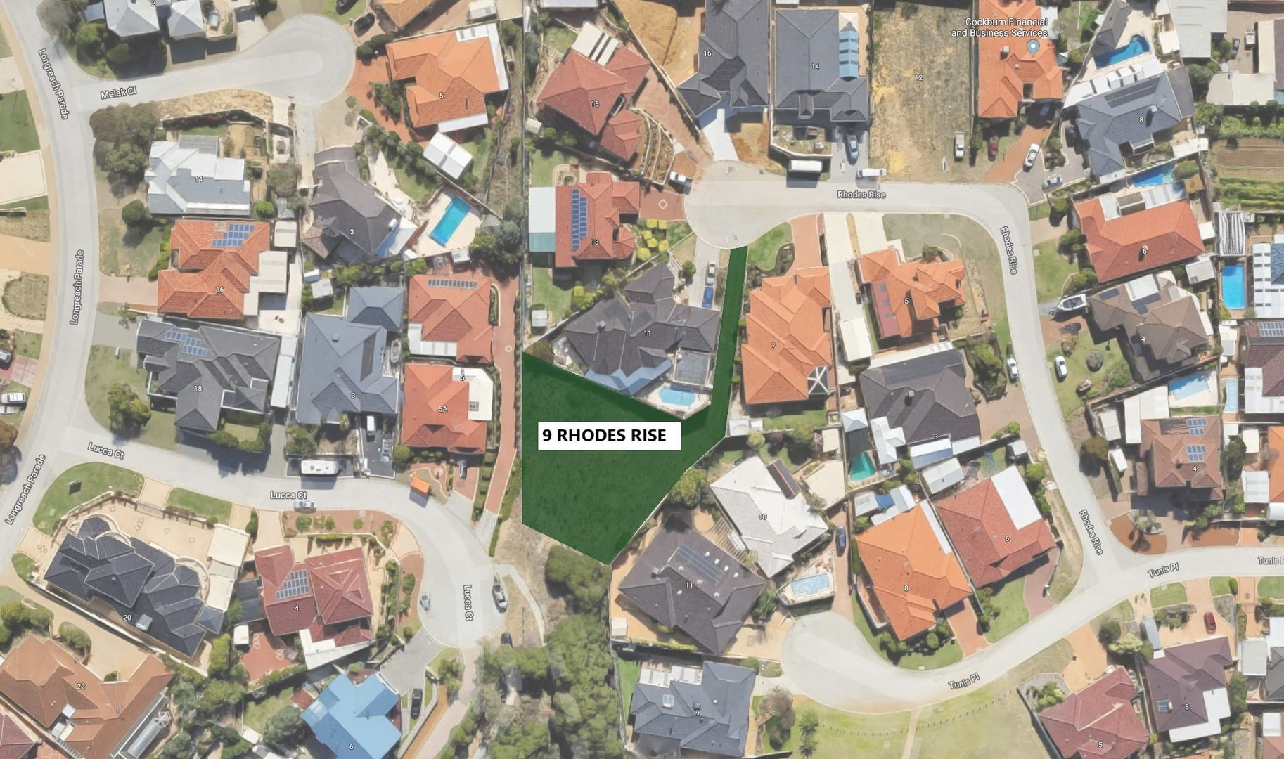 9 Rhodes Rise, Coogee WA 6166, Image 0