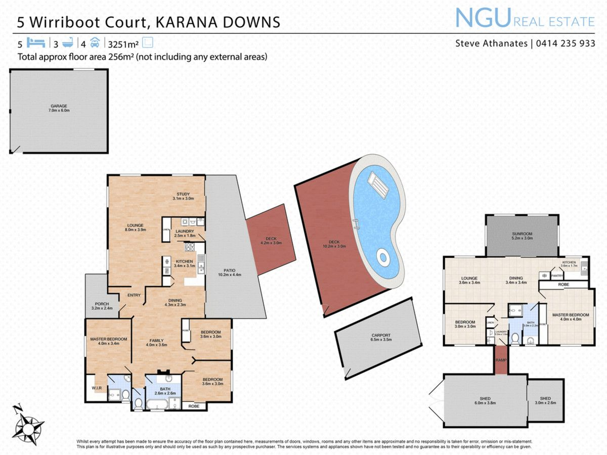 5 Wirriboot Court, Karana Downs QLD 4306, Image 2
