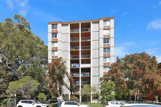 Picture of 8/12-16 Belmore Street, BURWOOD NSW 2134