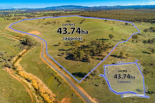 Picture of Lot 3, 375 Kellys Road, LYAL VIC 3444