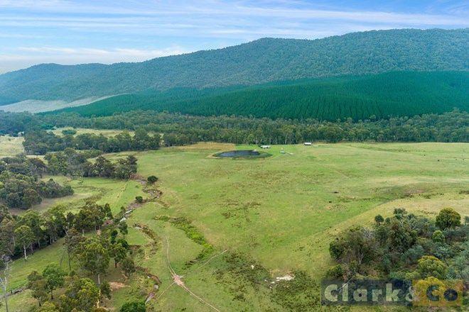 Picture of 654 Blue Range Road, BRIDGE CREEK VIC 3723
