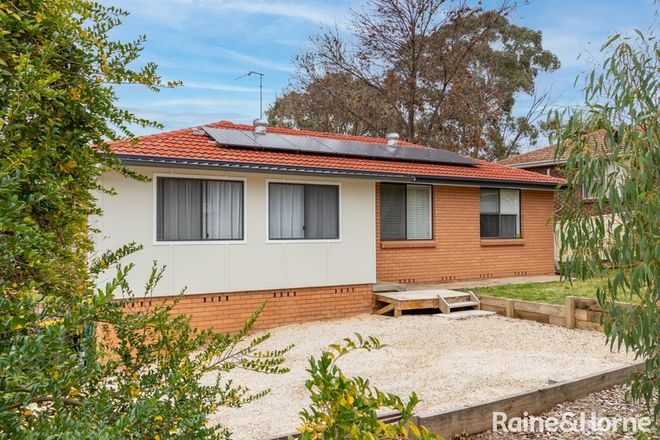 Picture of 17 College Road, SOUTH BATHURST NSW 2795