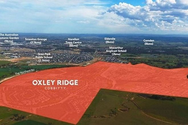 Picture of Lot 51 Oxley Ridge Northern Road, COBBITTY NSW 2570