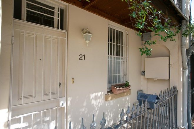 Picture of 21 Briggs Street, CAMPERDOWN NSW 2050