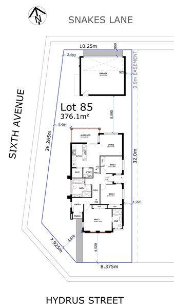 Lot 85 Hydrus Street, Austral NSW 2179, Image 2