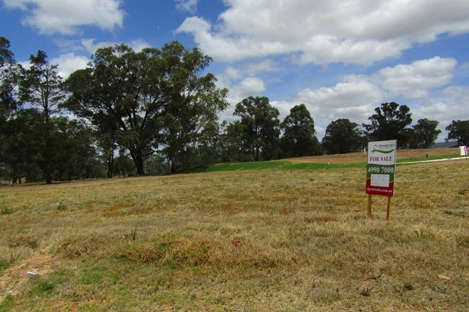 Picture of Lot 623 Turnberry Circuit, CESSNOCK NSW 2325
