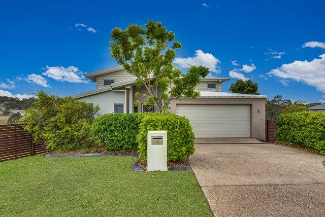 Picture of 13 FLOREY PLACE, KIRKWOOD QLD 4680