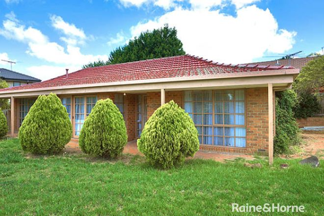 Picture of 1 Nicholson Crescent, MEADOW HEIGHTS VIC 3048